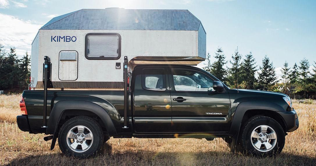 Kimbo Camper 6 Series Hiconsumption Adventure Campers Truck