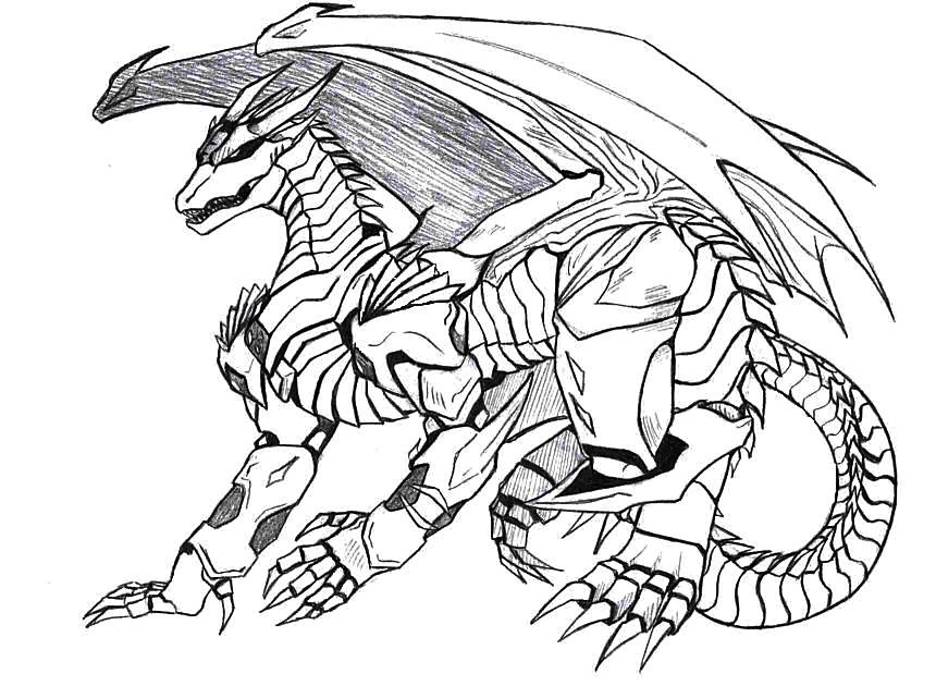 nordic dragon coloring pages - Google Search | kleuren voor ...