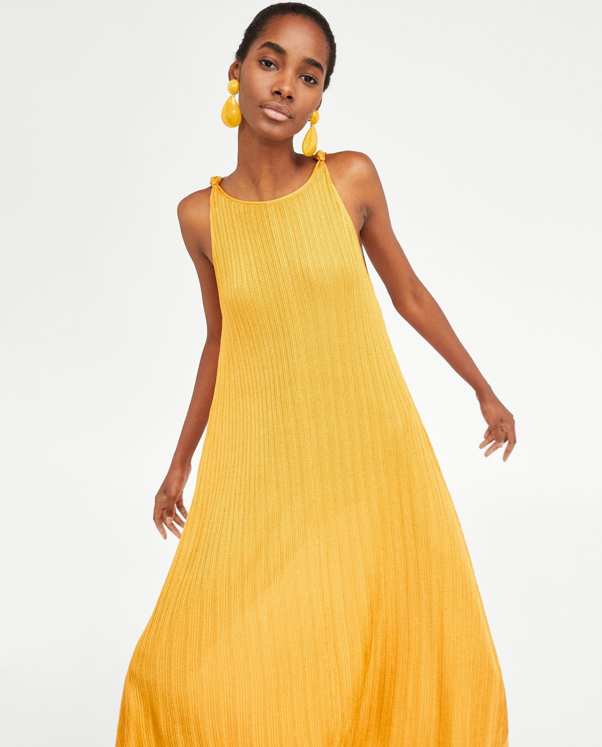 Women S Dresses New Collection Online Zara United Kingdom Womens Dresses Knitwear Women Fashion