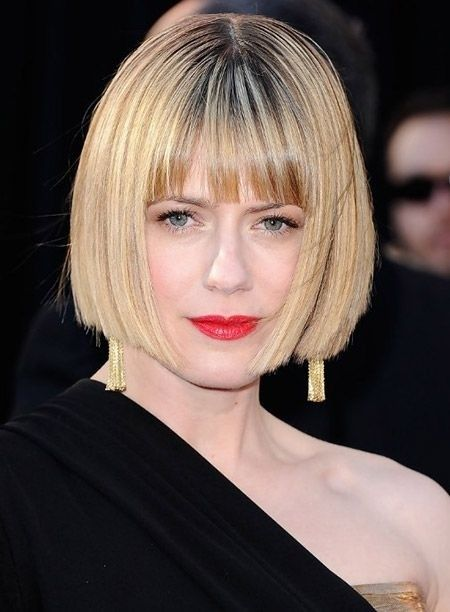23 Preciosos Cortes de Pelo tipo Bob para Mujeres Corte de pelo - cortes de cabello corto para mujer