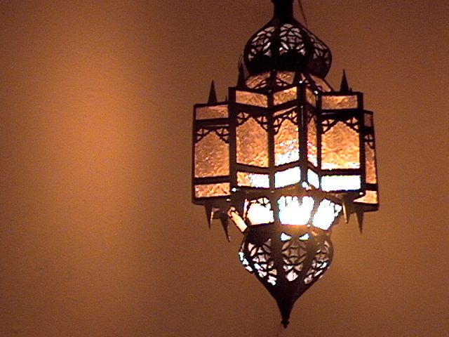 This looks exactly like the moroccan lamp i brought home from that beautiful moroccan chandelier 35 home decorating ideas with moroccan chandelier aloadofball Choice Image