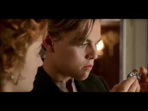 Titanic My Heart Will Go On With Movie Dialogue Jack Rose