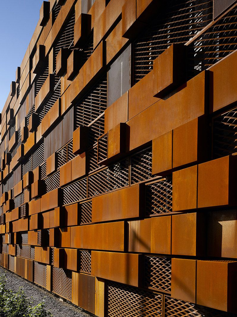 Corten Steel Google Search With Images Steel Architecture