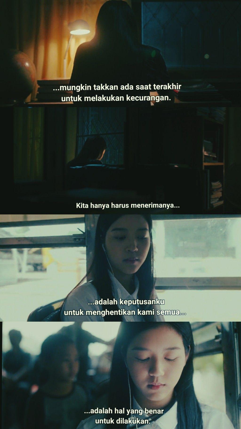 Quote Bad Genius The Series Drama Film Kutipan Film