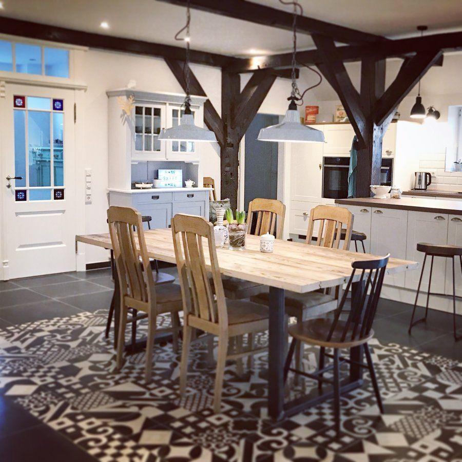 Diele U0026 Küche | SoLebIch.de Foto: Fay1607 #solebich #esszmmer #ideen