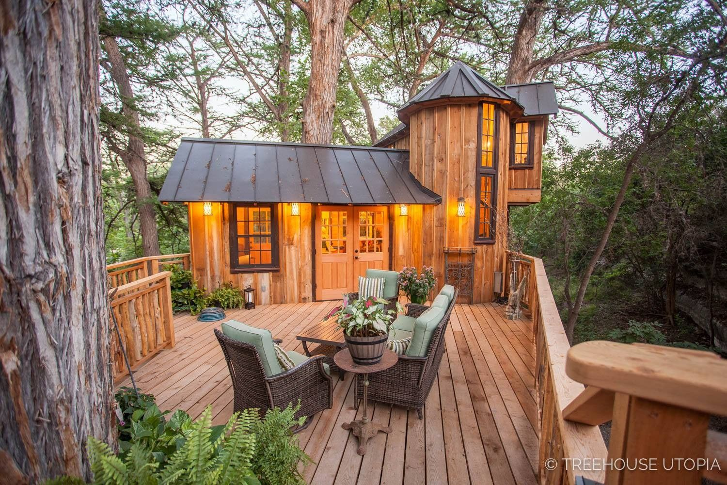 Pin by Brendan Maestas on Architecture Tree house plans