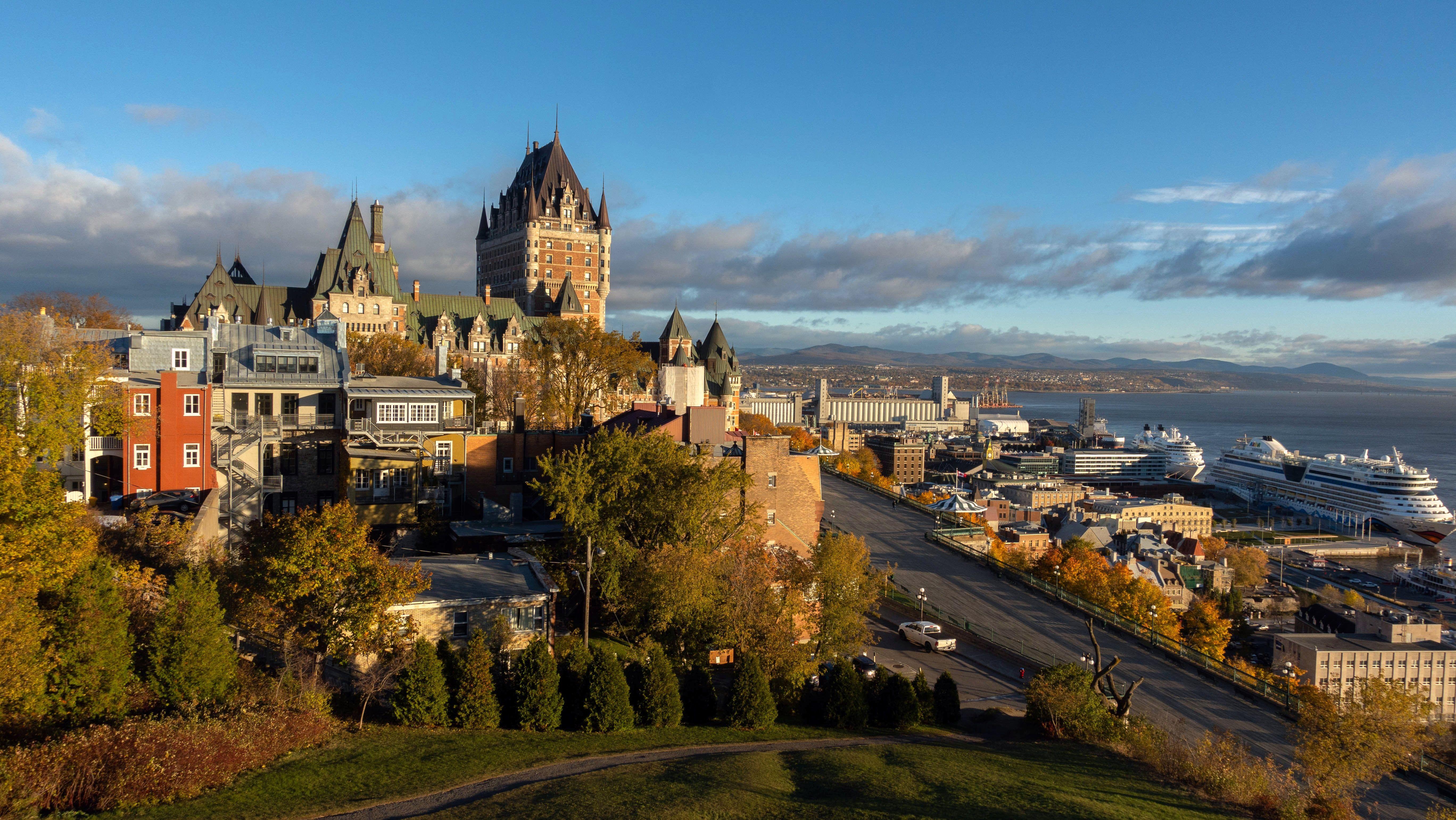 Quebec City Niagarafalle Parks Reisen