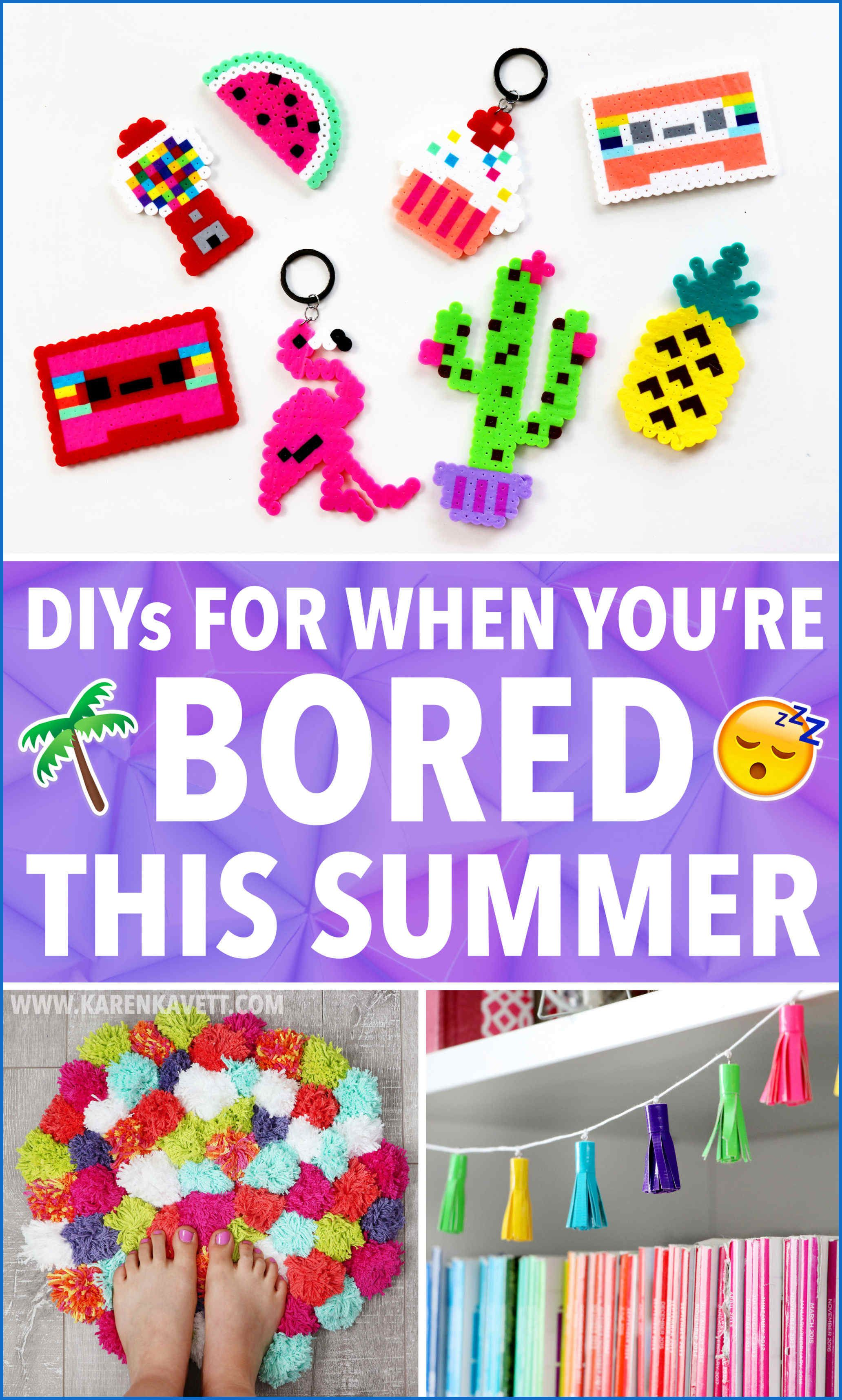 Easy Diy Ideas For When You Re Bored