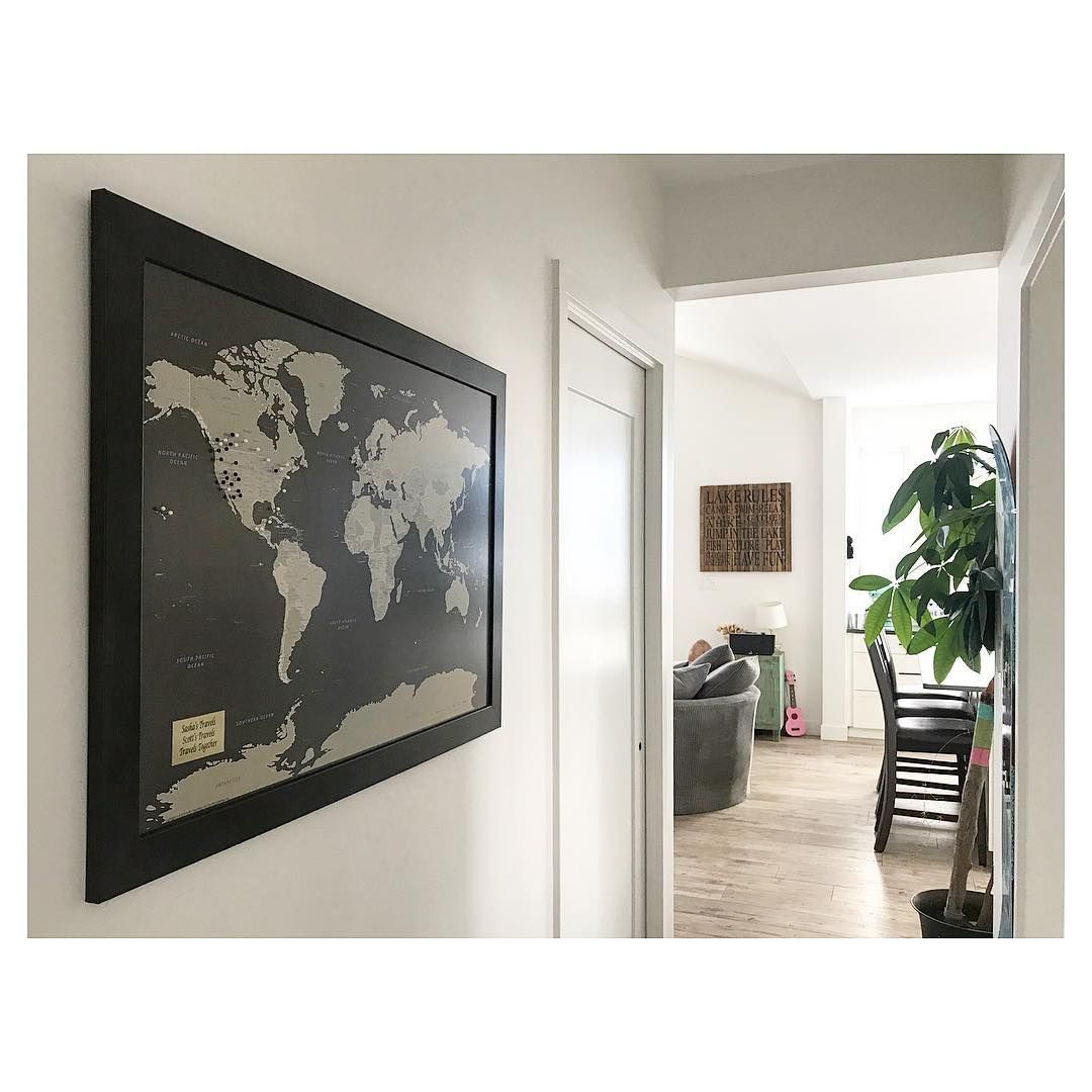 Our earth toned world map is a modern map for modern lives with our earth toned world map is a modern map for modern lives with over 20 map styles to choose from and 9 frame options you can create the perfect combo to gumiabroncs Gallery