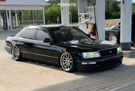Lexus LS400 | Fitment Industries