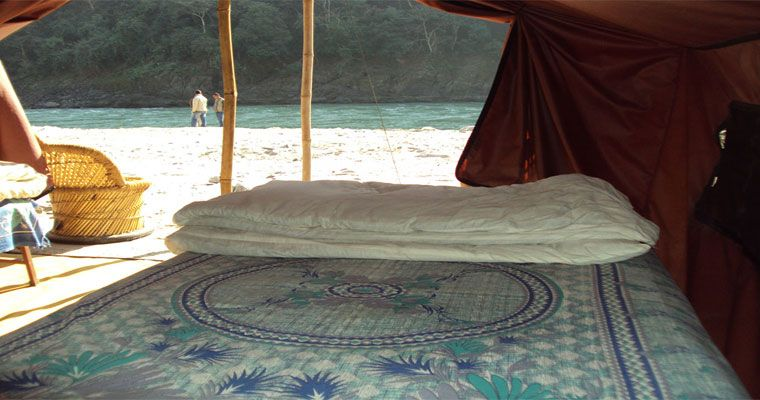 Camp River Zone Rishikesh - Beach Camp #rishikesh #riverraftinginrishikesh  http://www.river-rafting-rishikesh.in/camp-river-zone-rishikesh/
