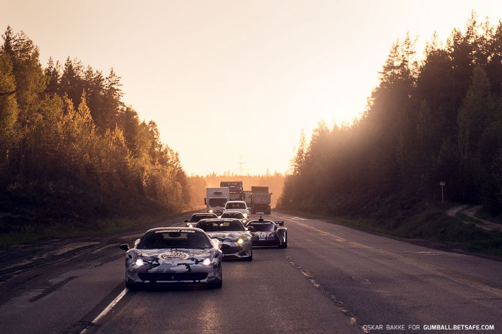 gumball3000 teambetsafe Gumball 3000, Country roads, Photo