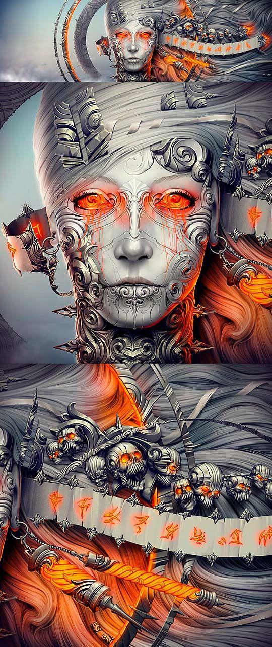 Ilustración de ALEXANDER FEDOSOV
