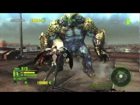 Anarchy Reigns Bayonetta Vs The Mutants Playstation 3 Xbox 360 Upcoming Video Games Bayonetta Reign