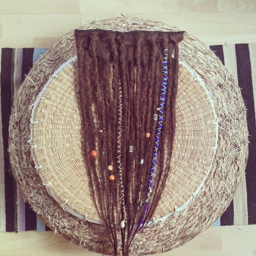 Clip In Dreadlocks Extensions Available Only At Day Of The Dreads