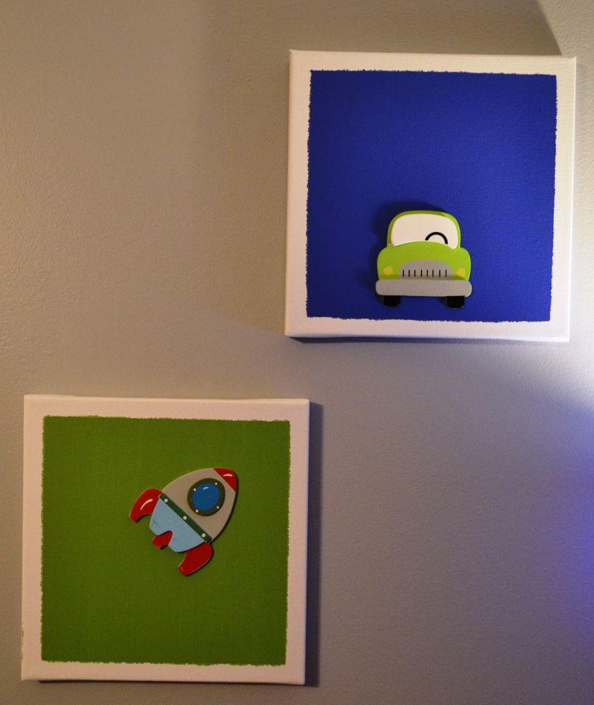 Kus big boy room diy wall art simple diy and diy wall