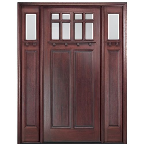 Wp900g 1 2 Wood Exterior Door Interior Doors For Sale Craftsman Style Doors