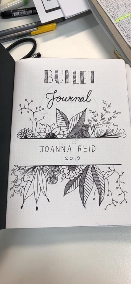 Bullet journal | Everything you need to start | Useful İdeas