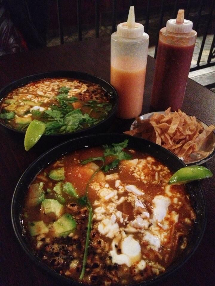 Fideo Soup At Cocina Publica In Uptown Whittier Come Try