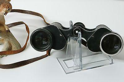 Carl zeiss jena deltrintem q fernglas binoculars mit tasche