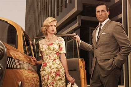 Don and Betty Draper from  Mad Men  Best New Halloween Costume Ideas  sc 1 st  Pinterest & Best New Halloween Costume Ideas | Pinterest | Betty draper ...