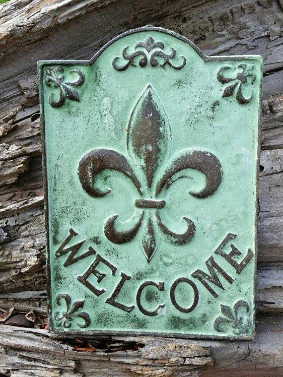 Welcome sign for front door outdoor welcome sign welcome sign welcome sign for front door outdoor welcome sign welcome sign vertical fleur de ppazfo