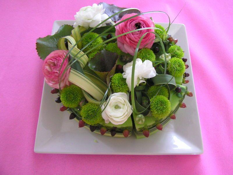 Gateau De Fleurs Photo De Art Floral Lilotresor Flower Power