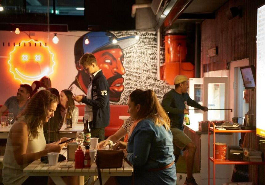 Cheekyburger in Chippendale | Food & Drink | Chippendale | Broadsheet Sydney - Broadsheet