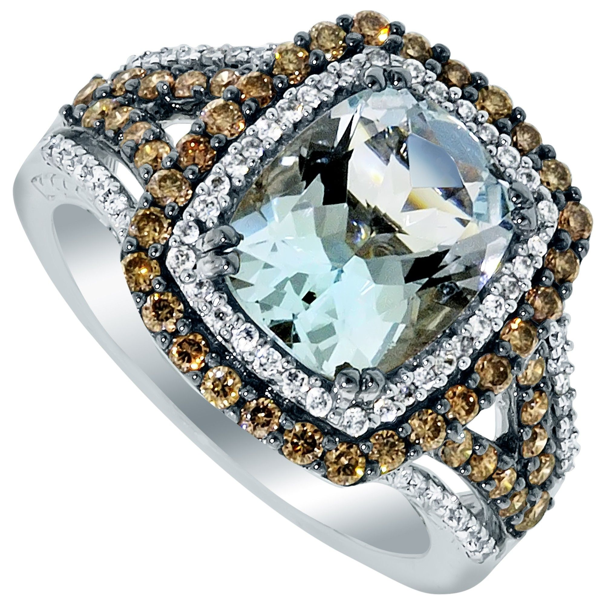 chocolate and moments aquamarine weddingring for rings h diamond daily with com special samuel