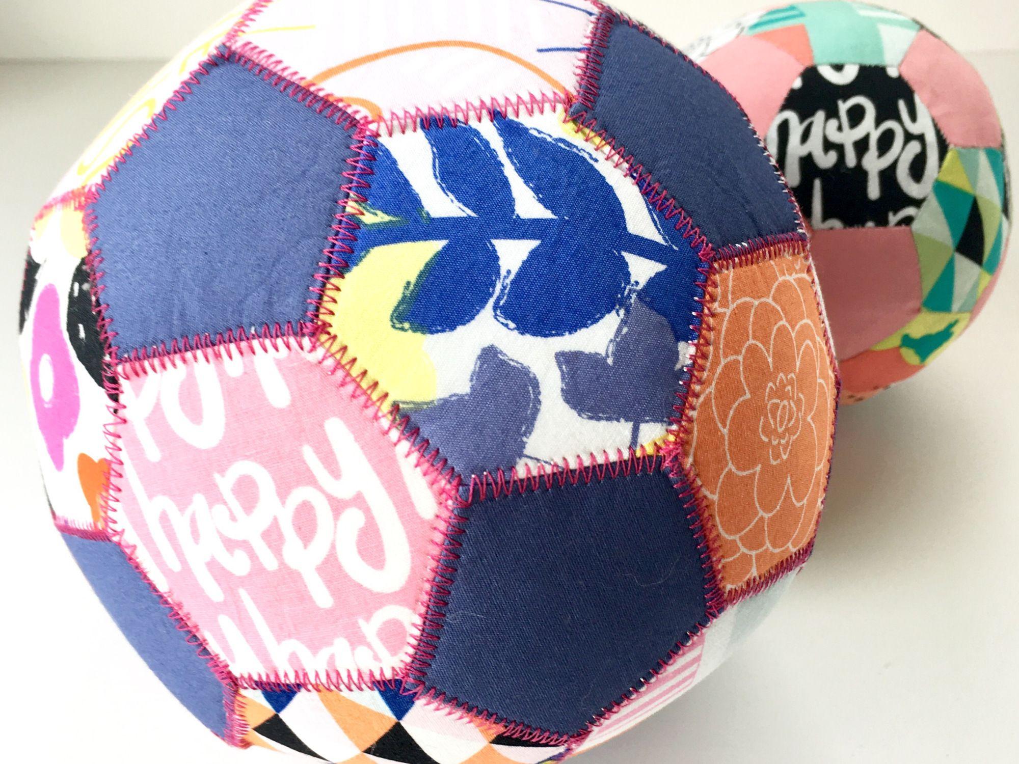 Fabric Soccer Ball