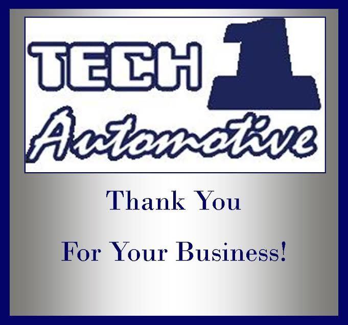 Tech 1 Automotive Customer Appreciation Wine Label