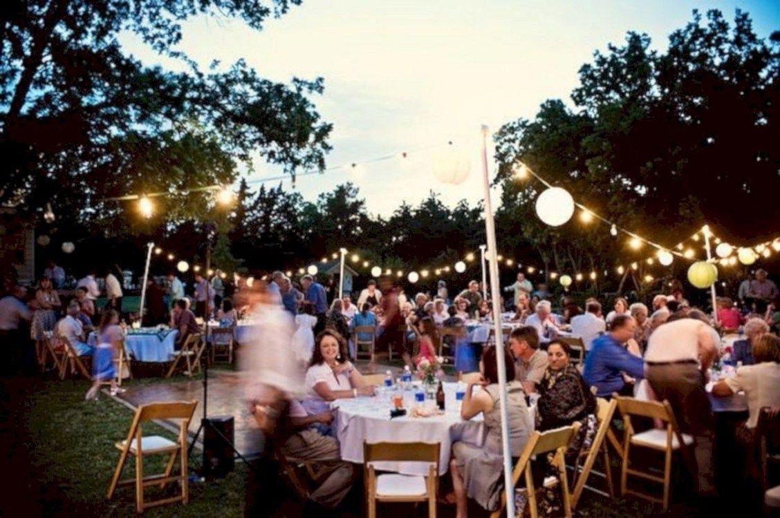42 Unique and Artsy Backyard Wedding Ideas | Wedding ...