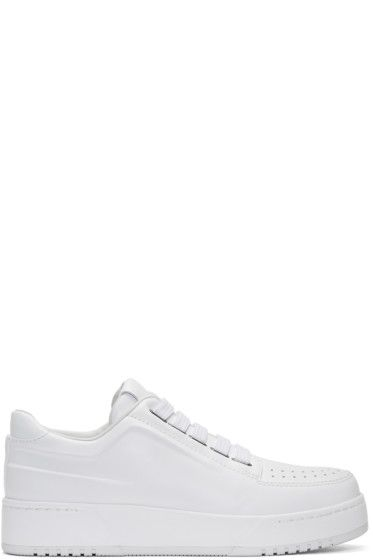 3.1 Phillip Lim Black Triple S Sneakers cW92w