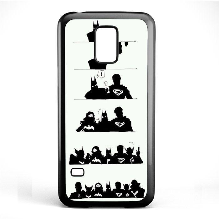Batman Joke 2 Phonecase Cover Case For Samsung Galaxy S3 Mini Galaxy S4 Mini Galaxy S5 Mini