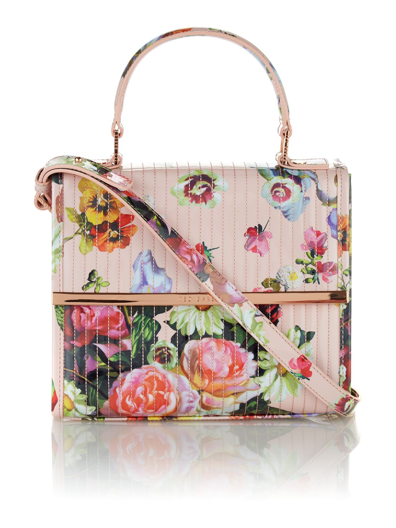 Ted Baker Multi Coloured Floral Cross Body Bag Http Hofra Sr