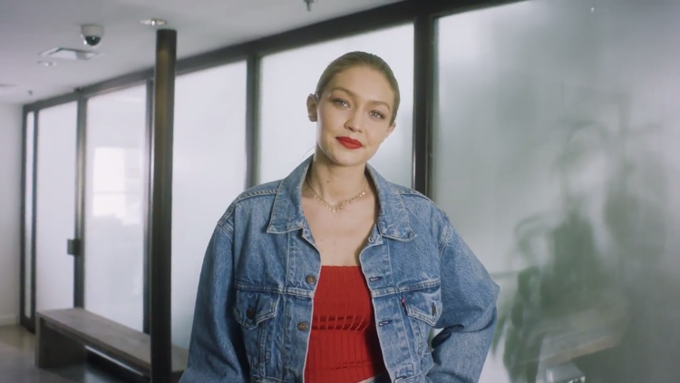 Supermodel Gigi Hadid Answers 73 Random Questions At The