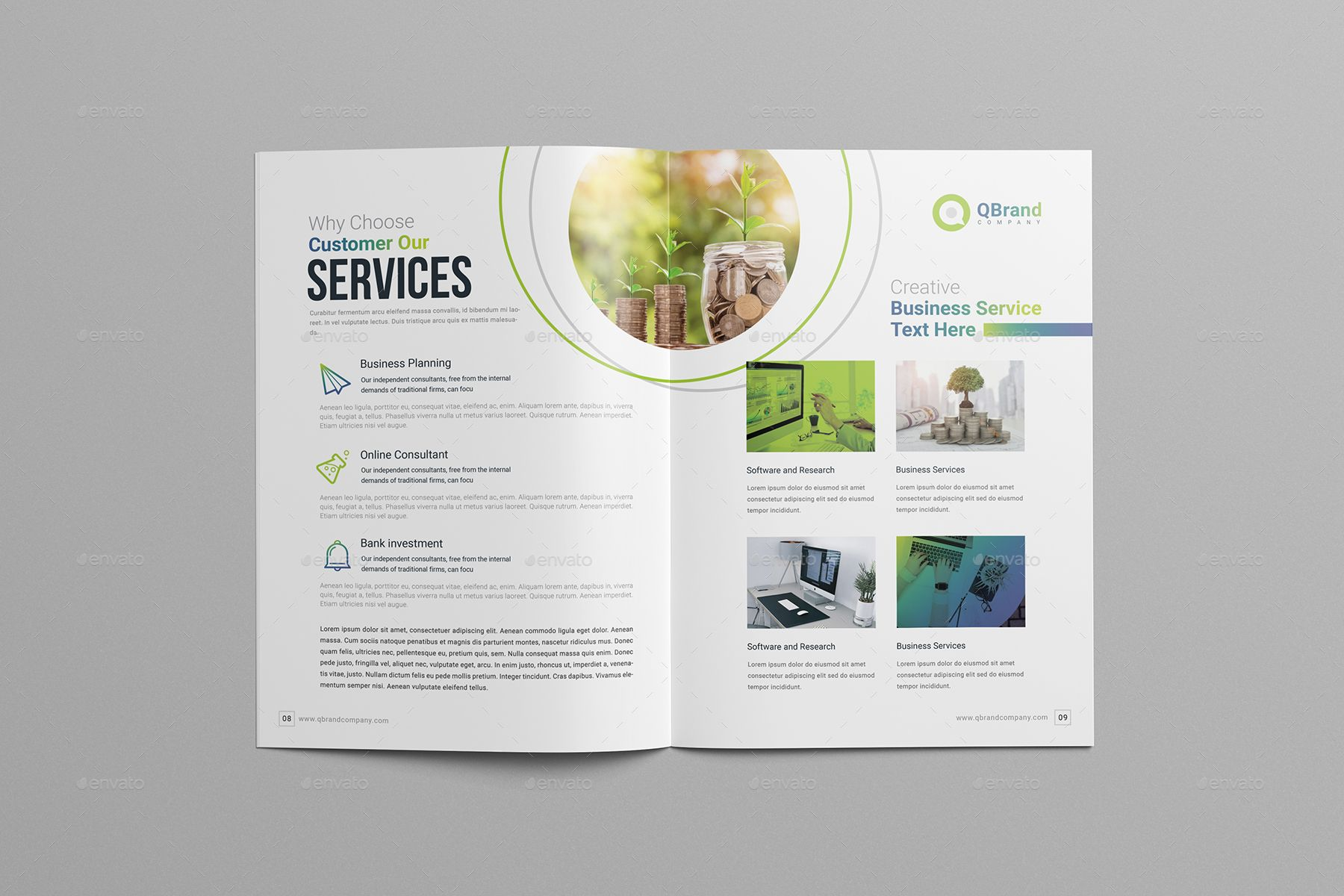 Company Profile Business Template Business Template Company