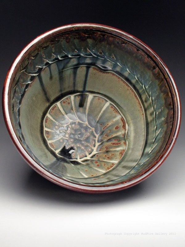 Joey Sheehan Serving Bowl at MudFire Gallery