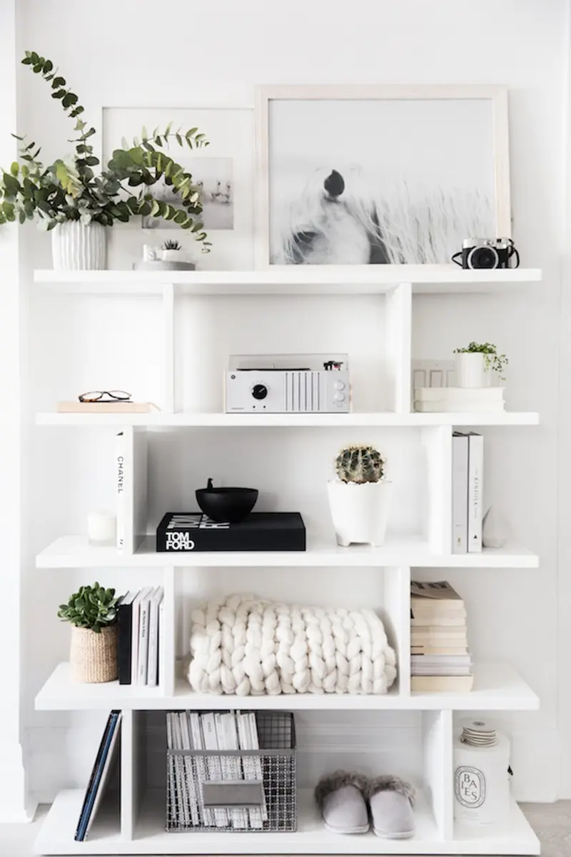 These Shelving Solutions Will Add Instant Space to Your Bedroom