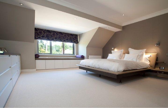 gorgeous greige bedroom (With images)   Greige bedroom ...