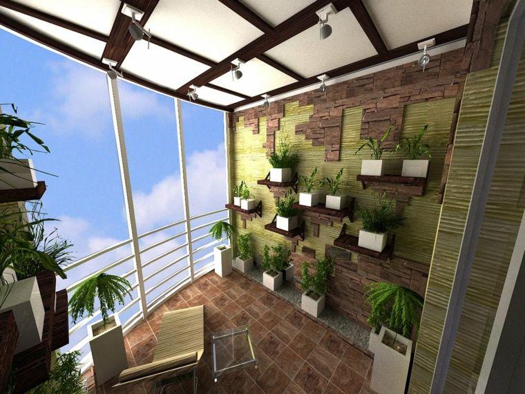 Terrazas Decoradas Con Plantas Ideas Originales Plantas Terraza Plantas En Pared Plantas Colgantes