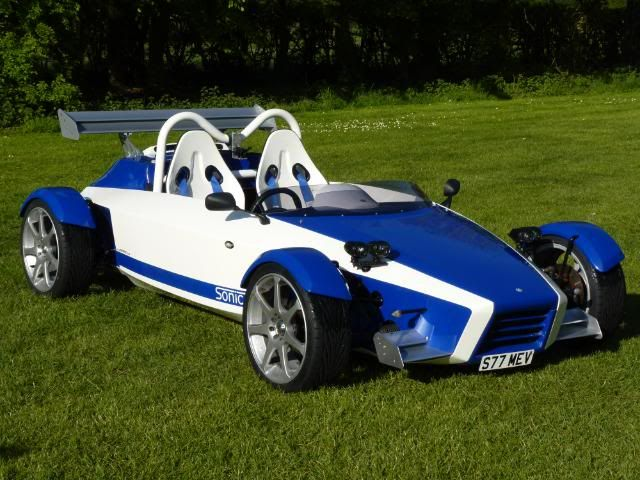 Mev Sonic 7 Buy Kit Cars In Texas Build Your Own Kit Car