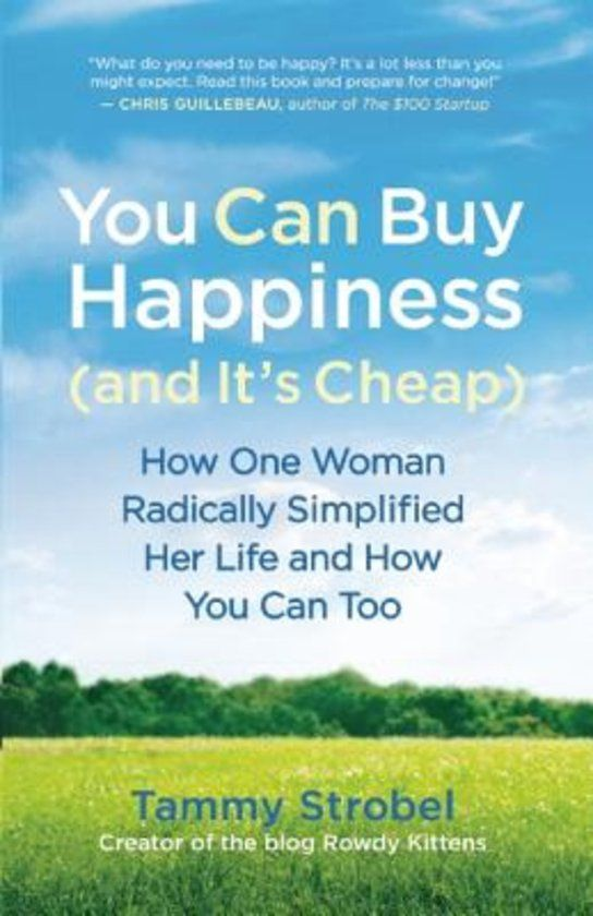 You Can Buy Happiness (and it's Cheap)
