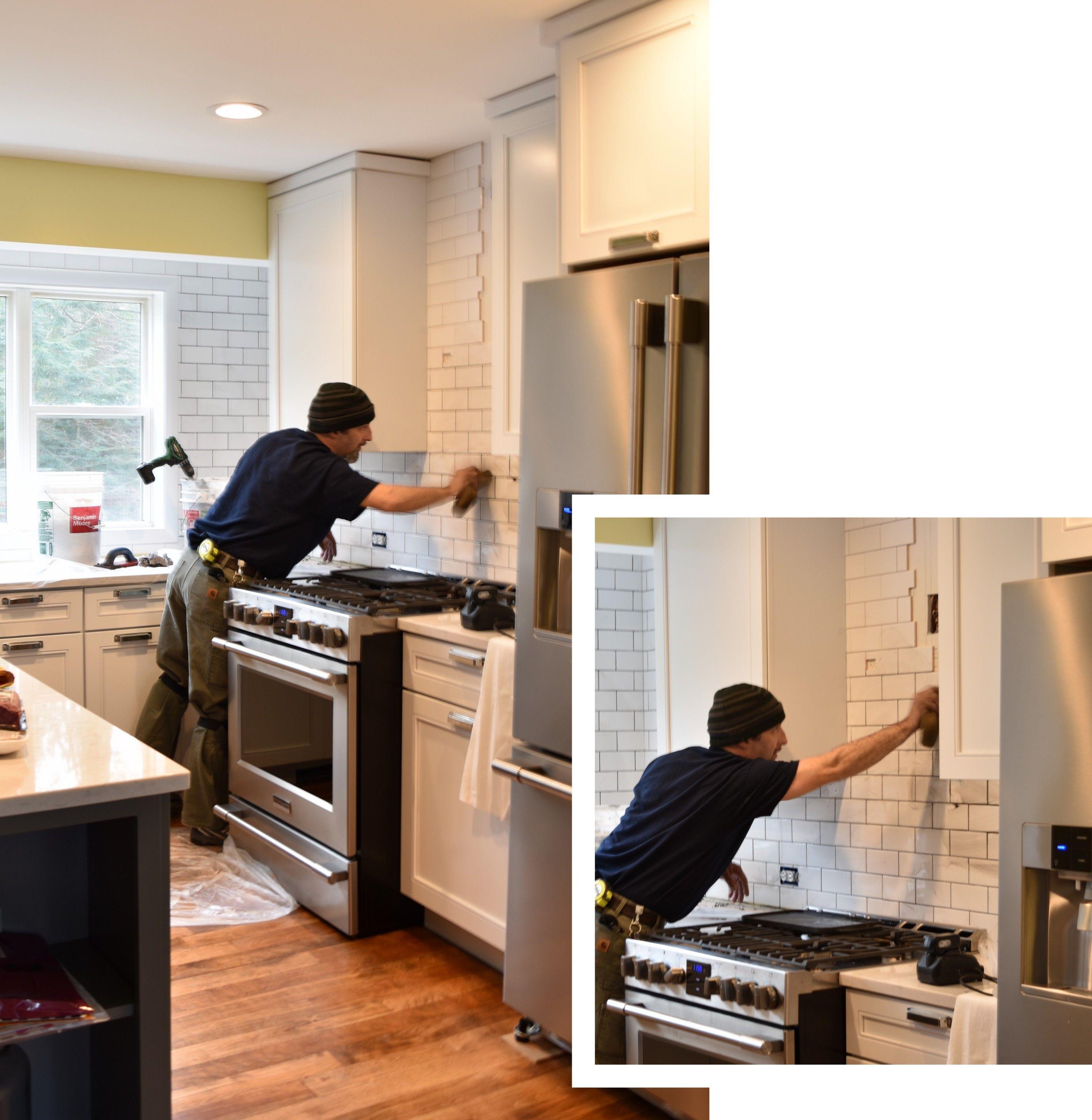 Kitchen Backsplash With Images Subway Tile Backsplash Kitchen