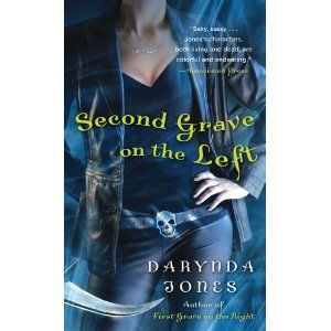 Second Grave on the Left by Darynda Jones / Rating 3.5