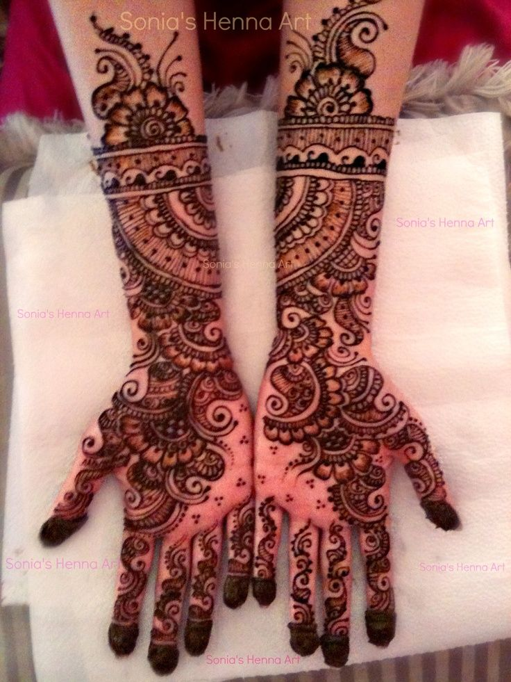 Wedding Henna Artist Tattoo Bridal Mehndi South Asian