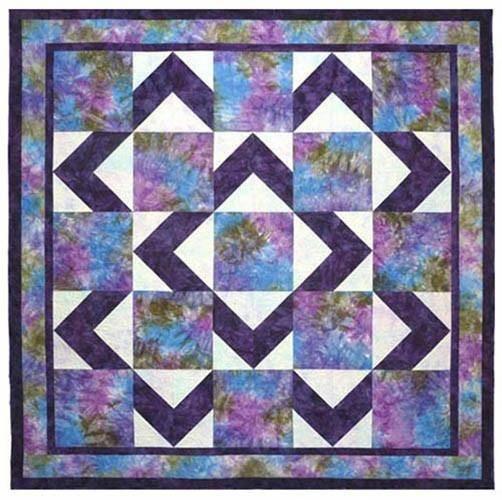 Magnificent Batik Quilt #batikquilt In 2020