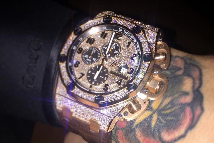 Conor Mcgregor S Watch Collection Man Of Many Watch Collection Conor Mcgregor Watch Conor Mcgregor