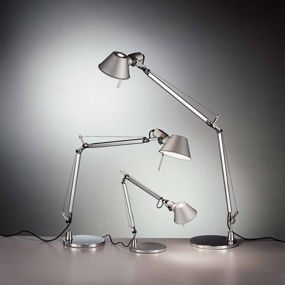 Tolomeo Mini Table Lamp By Artemide In 2020 Mini Table Lamps Desk Lamp Table Lamp