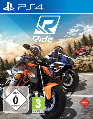 Ride Ps 4 Playstation Xbox One Xbox